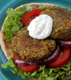 You don't have to go to the local Mediterranean restaurant for your favorite dish—make homemade baked falafel to enjoy with a pita or a salad! - Everyday Dishes & DIY