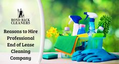 Reasons to Hire Professional End of Lease Cleaning Company Moving House, Green Cleaning, Cleaning Solutions, Bond, Social Media, Social Networks, Social Media Tips