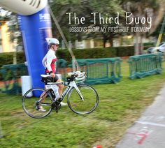 THE THIRD BUOY (LESSONS FROM MY FIRST HALF IRONMAN)