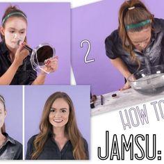 Jamsu: la tecnica definitiva per fissare il make up?