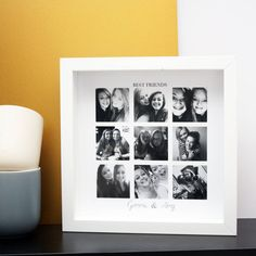 I've just found Personalised Best Friend Collage Print. Do you need the perfect… Diy Birthday Gifts For Friends, Good Birthday Presents, Bff Gifts, Friend Birthday Gifts, Presents For Best Friends, Best Friend Gifts, Farewell Gifts, Diy Christmas Gifts, Graphic