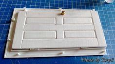 tutorial door miniatures