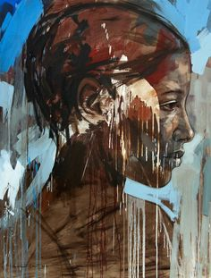 Lionel Smit is a self-taught artist born in Pretoria, South Africa, best known for his contemporary portraiture executed through monumental canvasses and sculptures. These portraits seem to tell a tale of emotional strife … the haphazard...