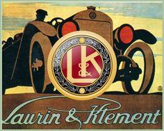 Laurin & Klement car factory (later Škoda), Mladá Boleslav, Central Bohemia, Czechia. #Czechia #cars
