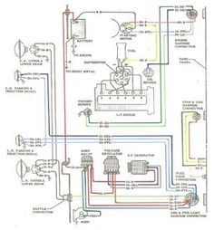 gmc truck wiring diagrams on gm wiring harness diagram 88 98 kc rh pinterest com chevy wiring harness diagram gm trailer wiring harness diagram