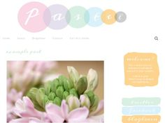 Free WordPress Twenty Thirteen theme customization – Pastel