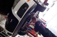 Scheduled Maintenance on VW Golf GTi