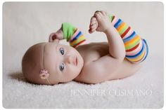 Baby Leg Warmers; so completely precious.