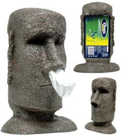 *Sneeze Box: Twelve Twisted Tissue Box Covers - http://weburbanist.com/2012/08/19/sneeze-box-twelve-twisted-tissue-box-covers/