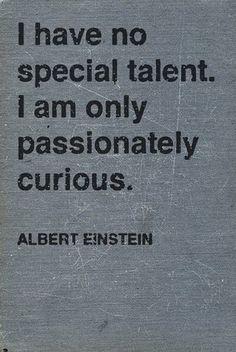 love Albert always...