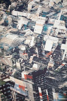 CITY WALL by atelier olschinsky , via Behance
