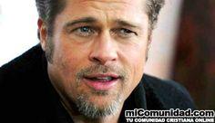 "Brad Pitt se Burla de sus Padres Cristianos por ""Hablar en Lenguas"""