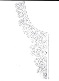 Bobbin Lace Patterns, Bead Embroidery Patterns, Beaded Embroidery, Machine Embroidery, Bruges Lace, Romanian Lace, Bobbin Lacemaking, Lace Heart, Point Lace