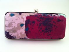 Clamshell clutch, On 3 Designs by Julie Lange