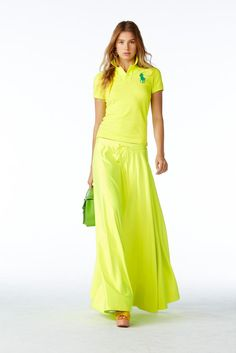 Polo Ralph Lauren Spring 2015 Ready-to-Wear - Collection - Gallery - Look 42 - Style.com
