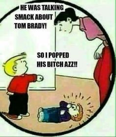 Tom Brady humor