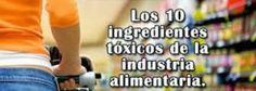 SAIKU: Los 10 ingredientes tóxicos que pone la industria en nuestros alimentos.