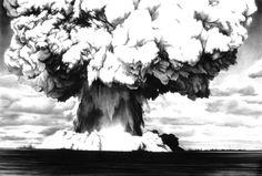 ROBERT LONGO - Untitled (Bikini Atoll/Abel, 1946)