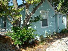 cute Florida beach cottage