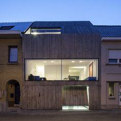 projects | bruno vanbesien architects