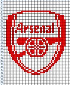 Logo Club, Beading Patterns, Knitting Patterns, Pixel Design, Homemade Christmas Cards, Perler Patterns, Knit Mittens, Filet Crochet, Bead Crafts