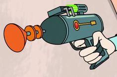 Laser gun - Rick and Morty Wiki - Wikia