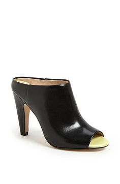 In love with mules lately. I especially love these French Connection 'Randy' Mules from #Nordstrom!
