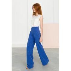 70's deep blue pants #gypsy #deepblue