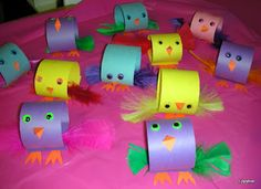 Tippytoe Crafts: chicks