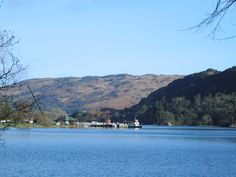 Ullswater and steamer terminal