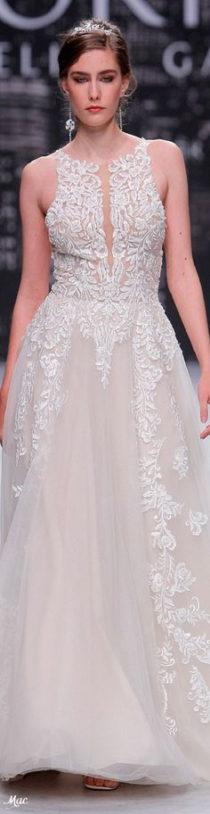 Spring 2020 Bridal Morilee Madeline Gardner, Mori Lee, One Shoulder Wedding Dress, Wedding Gowns, Couture, Bridal, Spring, Fashion, Homecoming Dresses Straps