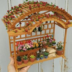Flowers Made by request Sold Victorian Dollhouse, Diy Dollhouse, Clay Miniatures, Dollhouse Miniatures, Diy Dolls House Accessories, Baby Cactus, Mini Fairy Garden, Miniature Rooms, Mini Mini