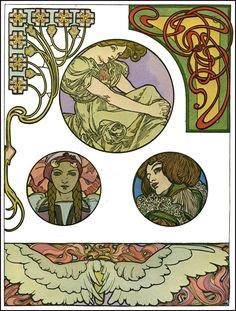 1000+ images about Alfonse Mucha on Pinterest | Alphonse Mucha ...