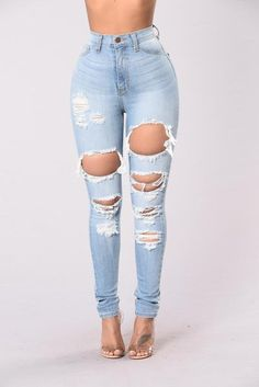 $ 37,99 USD Forever Now Jeans - Light Wash