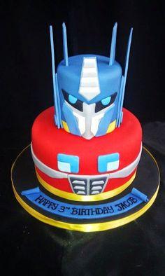 Decoración de Fiesta Transformerss