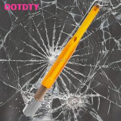 Diamond Antislip Metal Handle Steel Blade Oil Feed Glass Cutter Cutting Tools #G205M# Best Quality