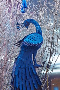 Mappin & Webb UK Christmas Windows by The Makerie Studio , via Behance
