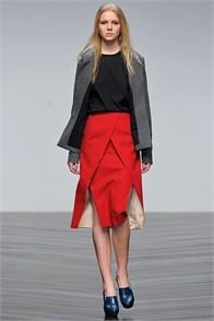 Emilio de la Morena - Collections Fall Winter 2013-14 - Shows - Vogue.it
