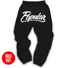 These Popular Demand sweatpants look super comfy and they are perfect for a day when you just want to wear sweatpants.