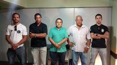 ALEXANDRE GUERREIRO: AGENTES PRISIONAIS DO NORTE DE MINAS - MOC VISITAM...