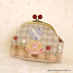 pursesue by MothersDream on Etsy, ¥6300