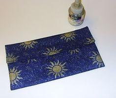 Velcro Pencil Case Sewing Tutorial