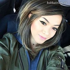Cute Short Hairstyles Especially for Girls #BobHaircuts