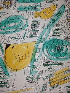 Loving doodle art!
