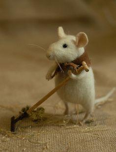raking mouse