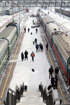 Train, Documentary Photography