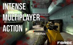 Bullet Force FULL APK Games Free Download : Fight alongside your teammates in massive 20-player battles using a variety of iconic weapons