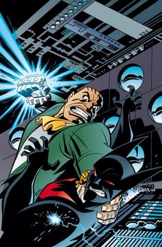 Batman Beyond #2 Cover by Bruce Timm