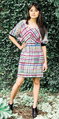 Mariposa Dolman Dress