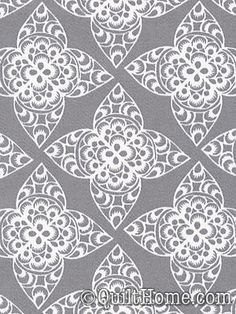 Nice grey fabric pattern...would need to have green in it to work